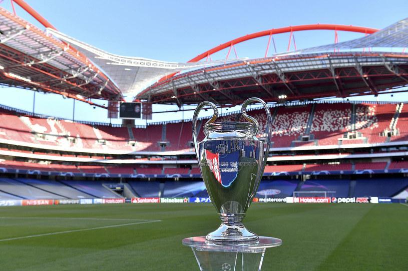 Puchar Ligi Mistrzów na lizbońskim Estadio da Luz /Frank H /East News