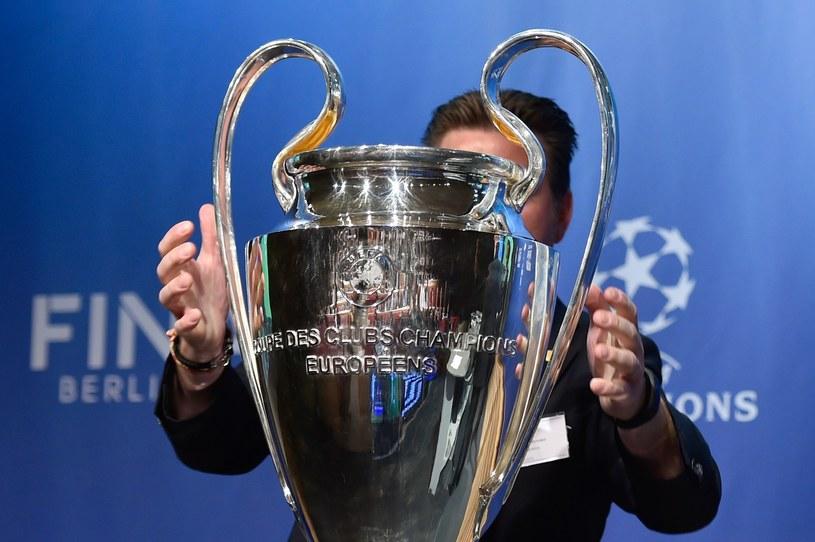 Puchar Ligi Mistrzów - najcenniejsze klubowe trofeum w Europie /AFP