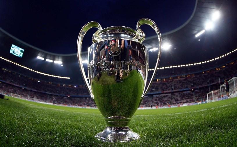 Puchar Ligi Mistrzów UEFA /AFP