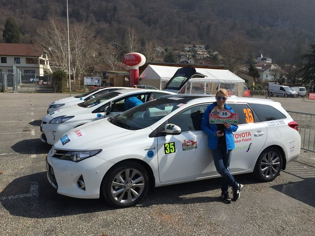 Puchar Monte Carlo Nowych Energii /Motor
