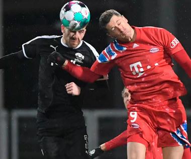 Puchar Niemiec. Sensacyjna porażka Bayernu Monachium! Wideo