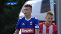 Puchar Polski. Apklan Resovia Rzeszów - Piast Gliwice 0-4 - skrót (ZDJĘCIA POLSAT SPORT). WIDEO