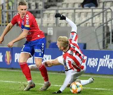Puchar Polski. Cracovia - Raków Częstochowa 0-0, 4-1 w karnych