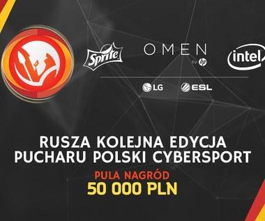 Puchar Polski Cybersport pierwszym krokiem do profesjonalnej kariery