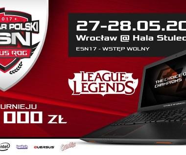 Puchar Polski ESN powered by ASUS ROG odbędzie się we Wrocławiu