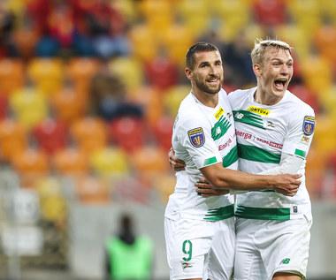 Puchar Polski. Jagiellonia Białystok przegrała z Lechią Gdańsk