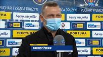 Puchar Polski. Lech Poznań - Raków Częstochowa. Paulo Sousa na tybunach (POLSAT SPORT). Wideo