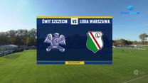 Puchar Polski. Świt Szczecin - Legia Warszawa 0-1. Zwycięski gol Lindsaya Rose. WIDEO (Polsat Sport)