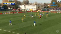 Puchar Polski. Unia Skierniewice - Lech Poznań - SKRÓT. WIDEO (Polsat Sport)