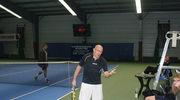 Puchar Rektora AWF Kraków:  Dobry tenis i trochę zabawy