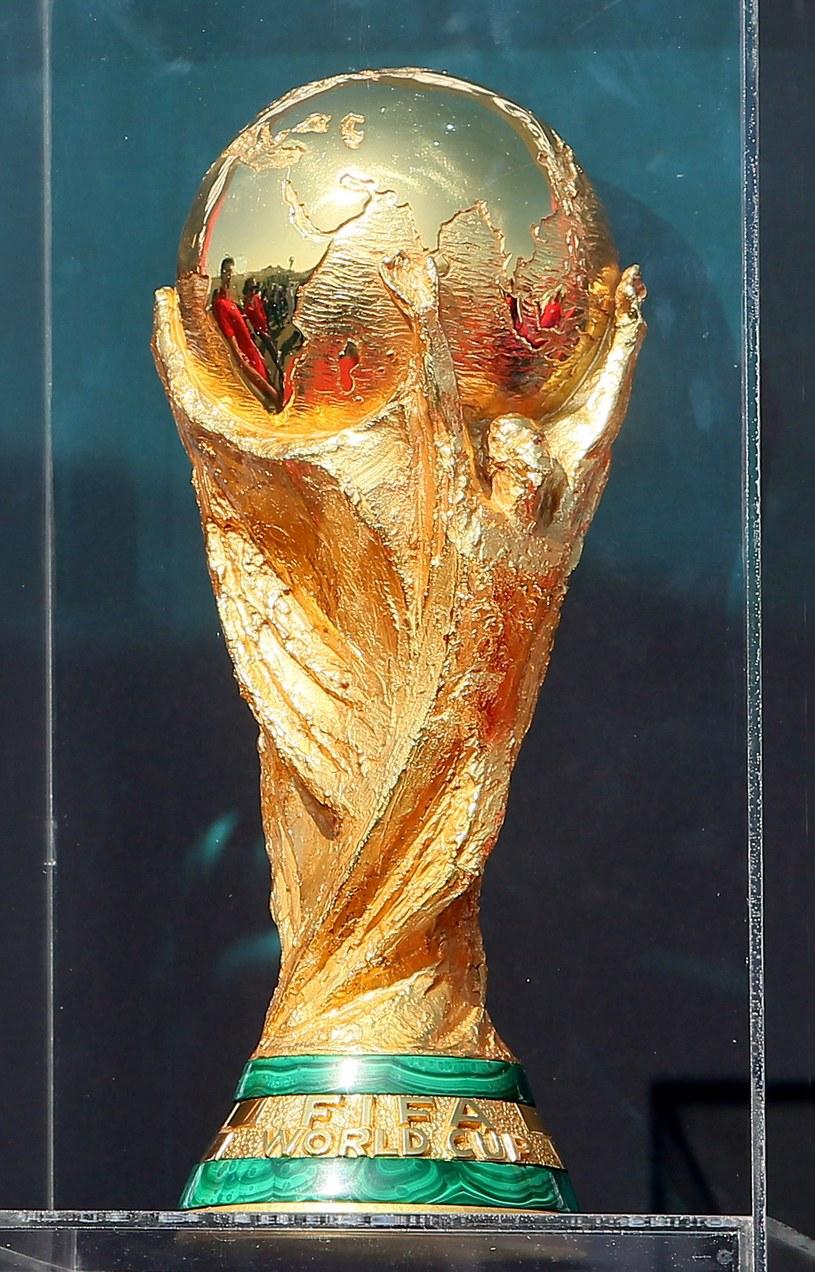 Puchar Świata - o niego co cztery lata walczą reprezentacje z całego globu /AFP