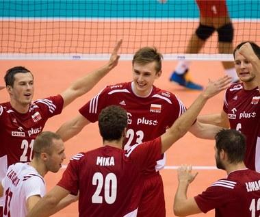 Puchar Świata siatkarzy: Polska - Tunezja 3:0
