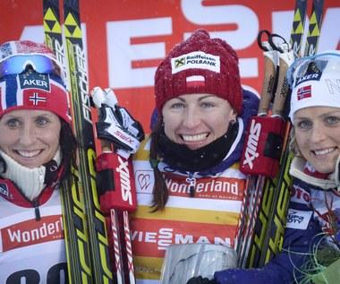 Puchar Świata w biegach: Justyna Kowalczyk wygrała bieg na 5 km stylem klasycznym