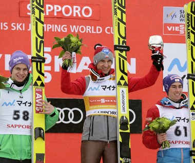 Puchar Świata w Sapporo. Kamil Stoch wygrał, Maciej Kot 4.