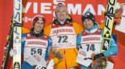 Puchar Świata w skokach: Kamil Stoch trzeci w Lahti. Wygrał Severin Freund