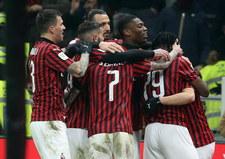 Puchar Włoch. AC Milan - Torino 4-2. Krzysztof Piątek grał do 65. minuty