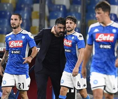 Puchar Włoch. Napoli - Inter Mediolan 1-1. Napoli zagra w finale!