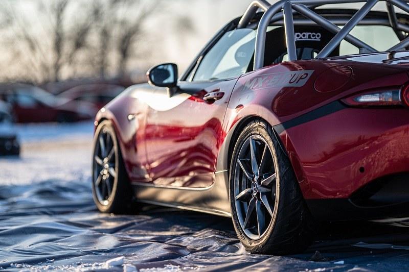Pucharowa Mazda MX-5 /