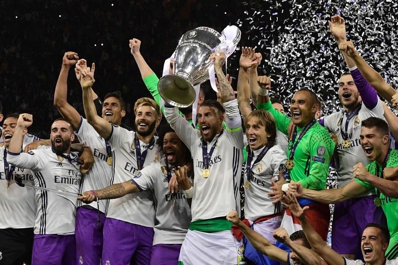 Pucharu Ligi Mistrzów broni Real Madryt /AFP