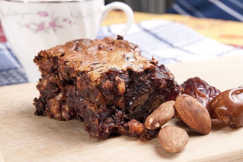 Pudding czekoladowo-daktylowy /123RF/PICSEL