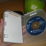 Pudełko Windows 7