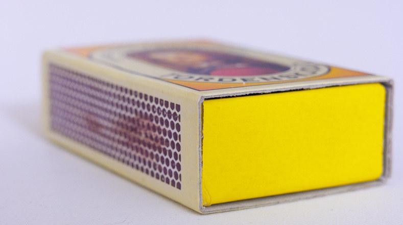 pudełko z zapałek /© Photogenica