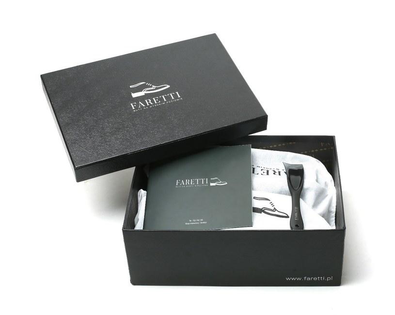 pudełko /materiały promocyjne