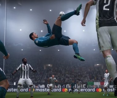 Pudełkowa FIFA 19 sprzedaje się słabiej niż FIFA 18