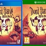 Pudełkowe wydanie Don't Starve na rynku w kwietniu