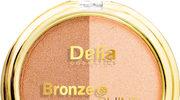 Puder brązująco-rozświetlający Bronze&Shine