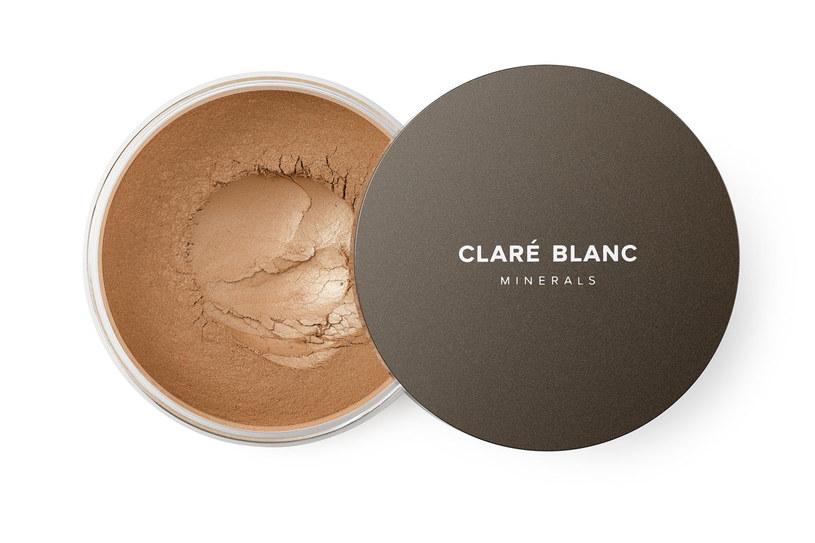 Puder brązujący Claré Blanc /materiały prasowe