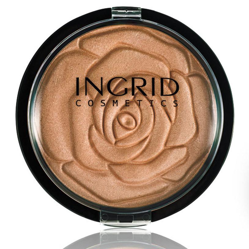 Puder brązujący HD Beauty Innovation INGRID /Styl.pl/materiały prasowe