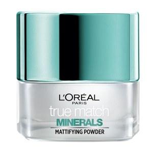 Puder mineralny /materiały prasowe