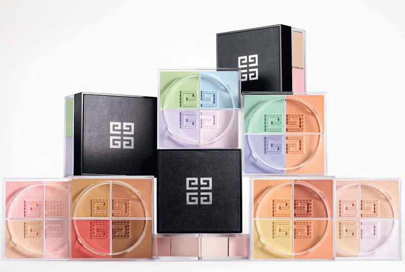 Pudry Prisme Libre Givenchy /materiały prasowe