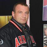 Pudzian chce zostać bokserem