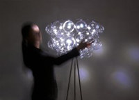 Puff-Buff Design (Anna Siedlecka, Radek Achramowicz), Bubbles 30, lampa podłogowa /Sztuka.pl