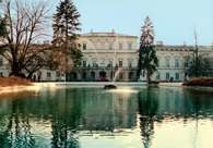 Puławy, pałac Czartoryskich /Encyklopedia Internautica
