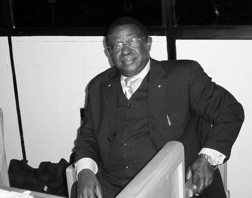 Pułkownik Theoneste Bagosora /Associated Press /East News