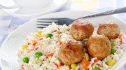 Pulpeciki ryżowe