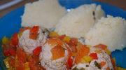 Pulpety z warzywami (po 12. miesiącu)