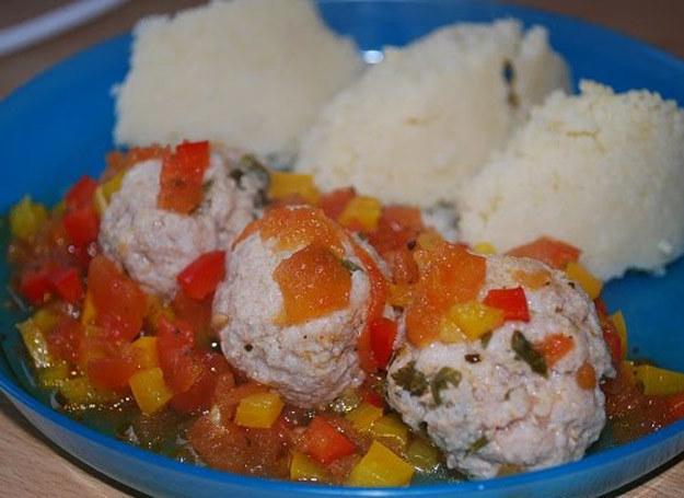Pulpety z warzywami /Rodzice w kuchni