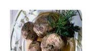 Pulpety ziołowe z kurczaka - przepis Macieja Kuronia