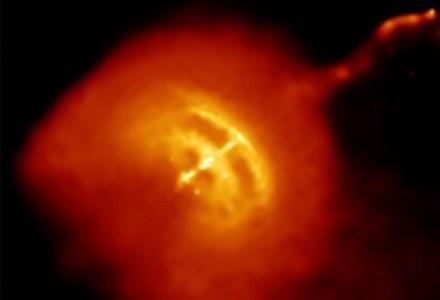 Pulsar Vela - w badaniach którego pomaga NVIDIA /materiały prasowe