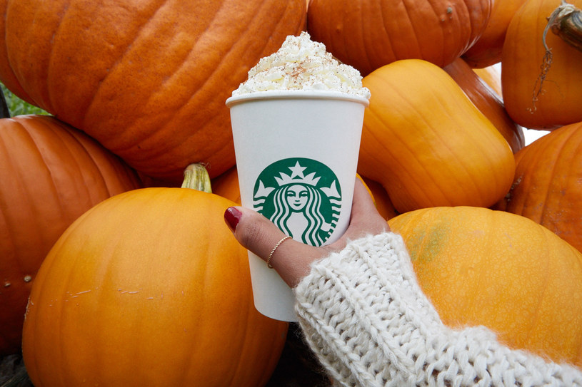 Pumpkin Spice Latte /materiały prasowe