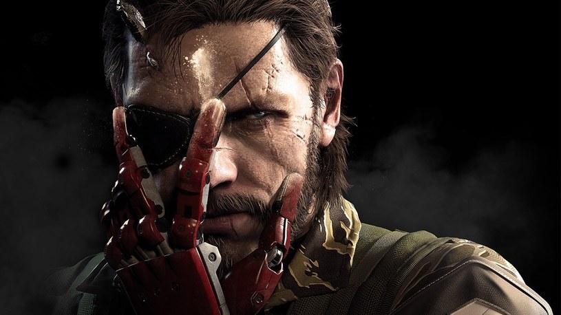 Punished Snake - główny bohater gry Metal Gear Solid V: Phantom Pain /materiały źródłowe