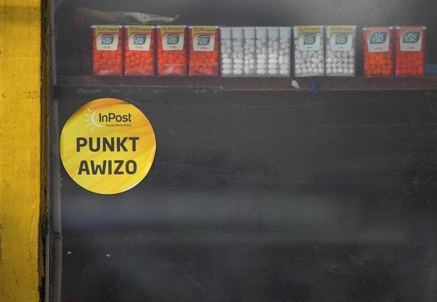 Punkt awizo PGP. fot. Stanislaw Kowalczuk /Agencja SE/East News