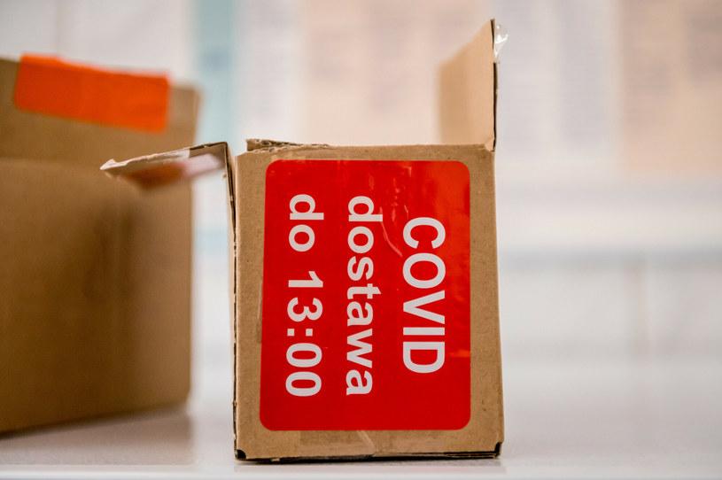 Punkt szczepień przeciwko COVID-19, zdjęcie ilustracyjne /Marcin Bruniecki/ Reporter /Reporter