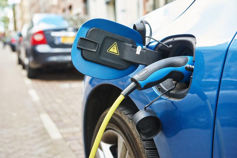 Punkty ładowania samochodów elektrycznych kuszą grupy energetyczne. Fot. Dmitry Kalinowski /123RF/PICSEL