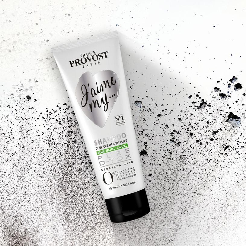 PURE D-TOX Shampoo /materiały prasowe