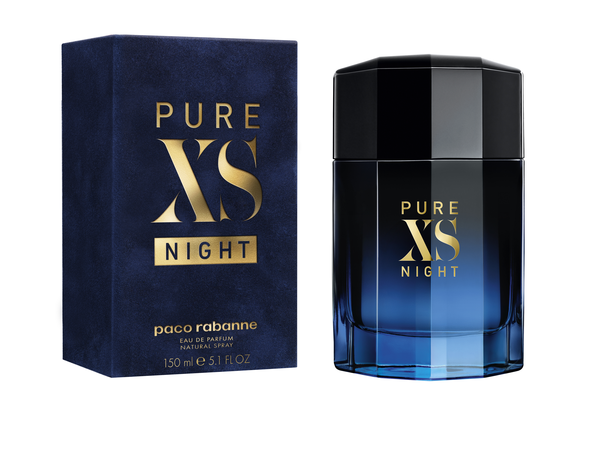 Pure XS Night, Paco Rabanne /materiały prasowe